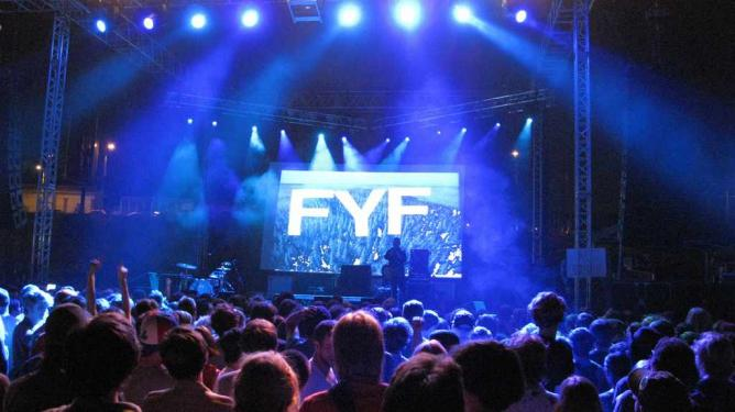 FYF Fest | ©Incase/Flickr