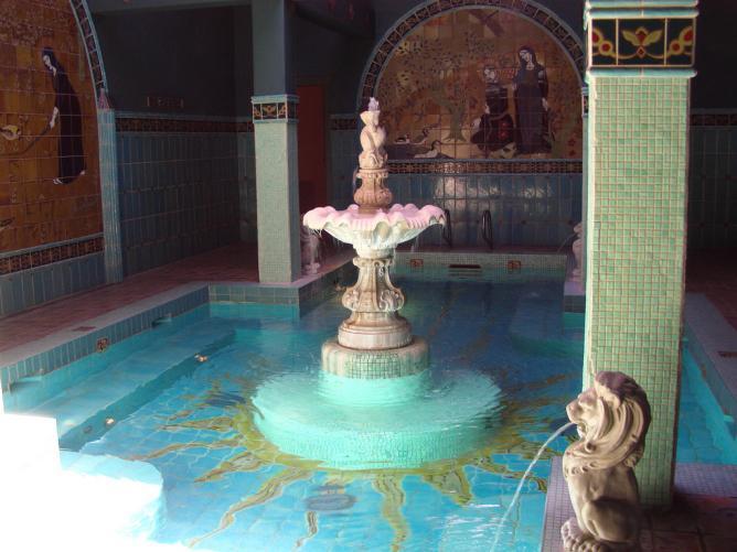 Turkish bath | © verifex/Flickr