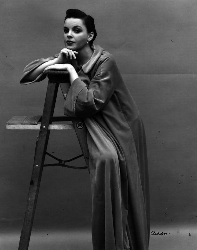 Judy Garland from 1951 (picture taken by Richard Avedon)   © The Coincidental Dandy/Flickr