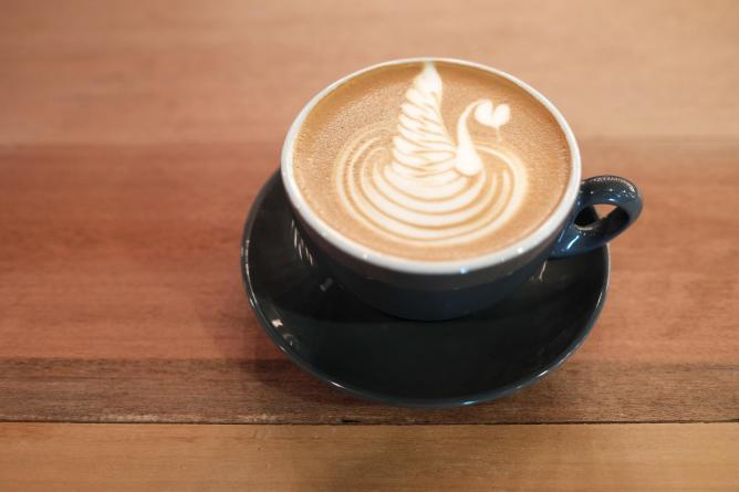 Forty Hands Coffee | Courtesy of Forty Hands