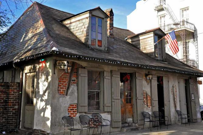 Lafitte's Blacksmith Shop | © Jennifer Boyer/Flickr
