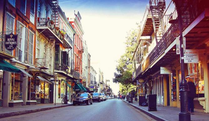 French Quarter, New Orleans | © .distracted/Flickr