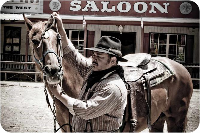 The Cowboy Palace Saloon
