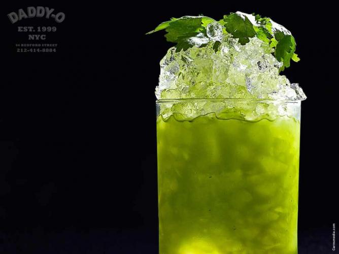 Daddy-O Mojito | Courtesy of Daddy-O's