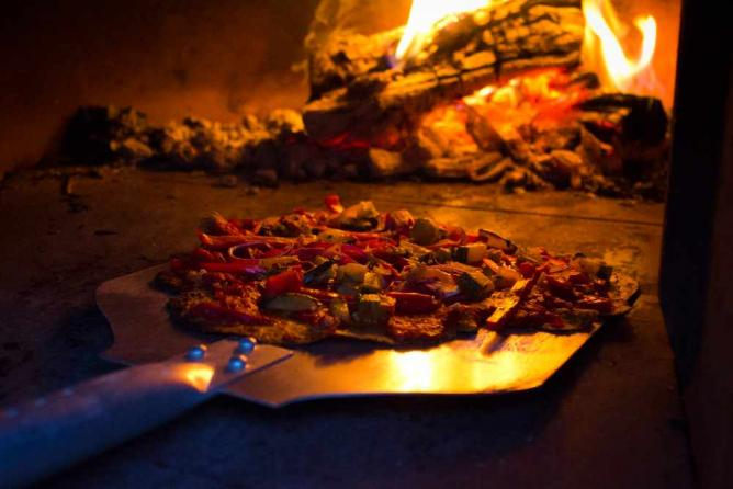 Food Fire Pizza Oven