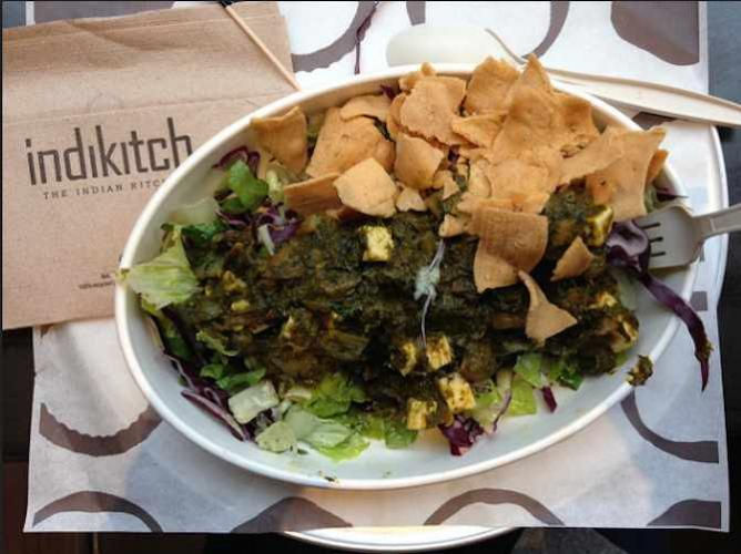 Saag salad from indikitch | © Emilia/Flickr