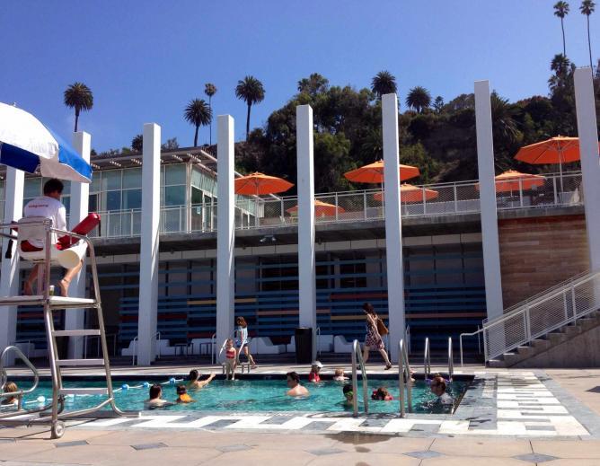 The Annenberg Beach House Pool