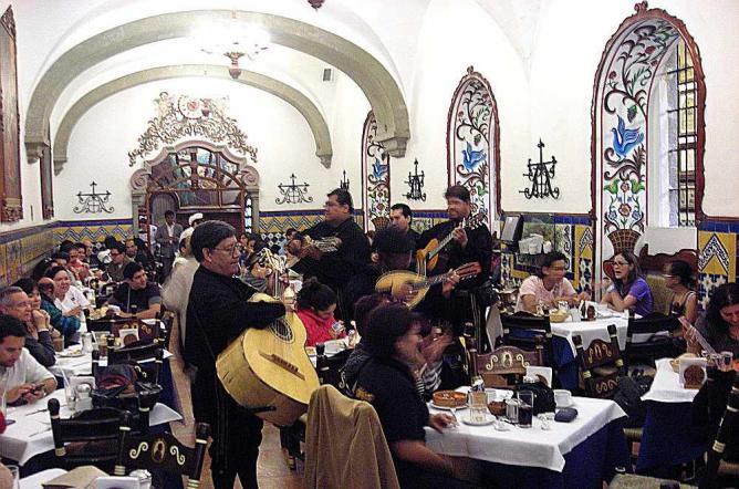 Café de Tacuba | © Hmaglione10/WikiCommons