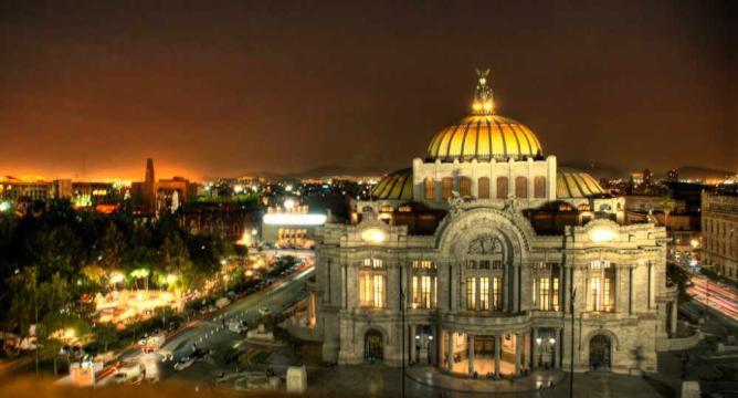 Palacio Bellas Artes | © Eneas De Troya/Flickr