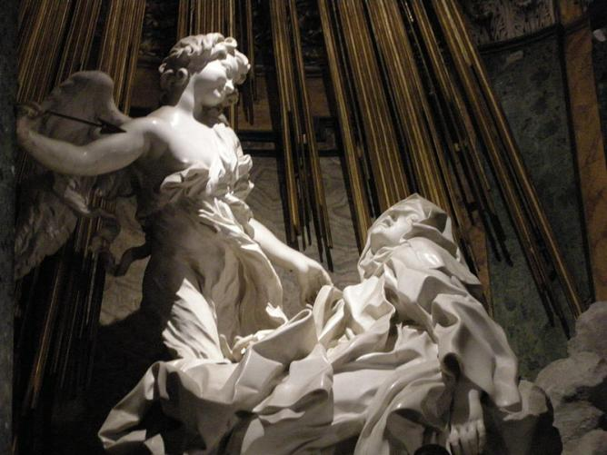 The Ecstasy of Saint Teresa | © Sailko/WikiCommons