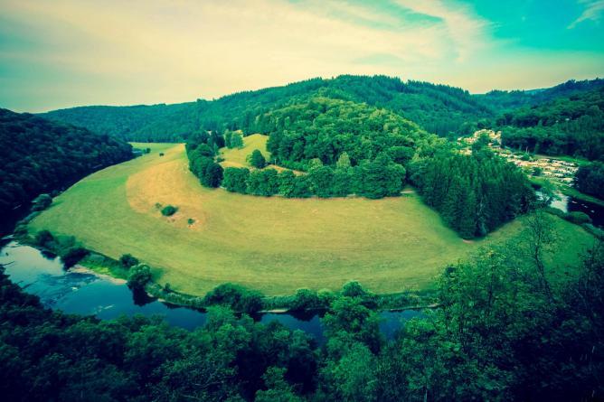 View to Semois Valley | © Ioanna Sakellaraki/Flickr