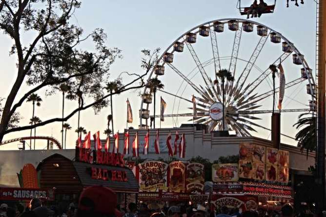 LA County Fair at the Fairplex | © Rgreen/Flickr
