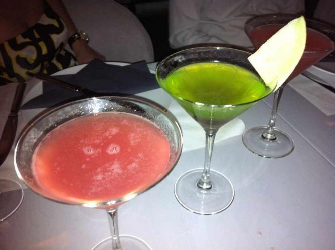 Colorful cocktails | © John Karakatsanis/Flickr