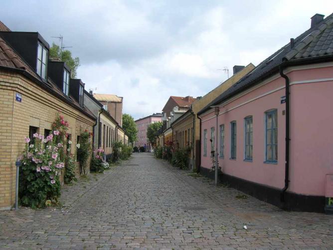 Lund city