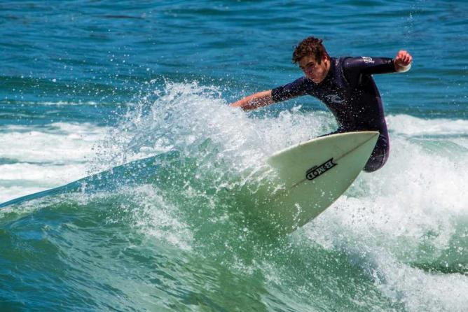Afternoon Surf