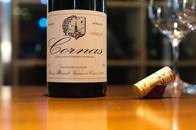 French Wine | © no_typographic_man/Flickr