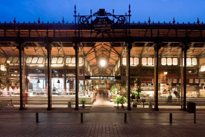 Mercado San Miguel | ©Courtesy of Mercado San Miguel