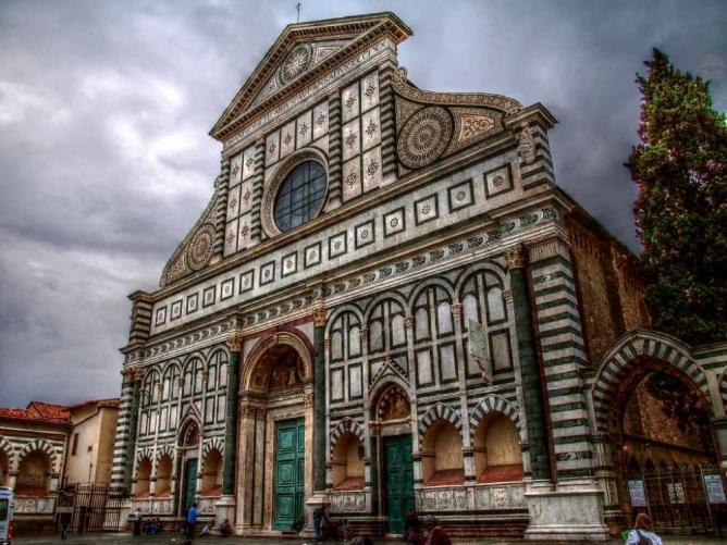 Basilica di Santa Maria Novella   ©nemomemini/Flickr