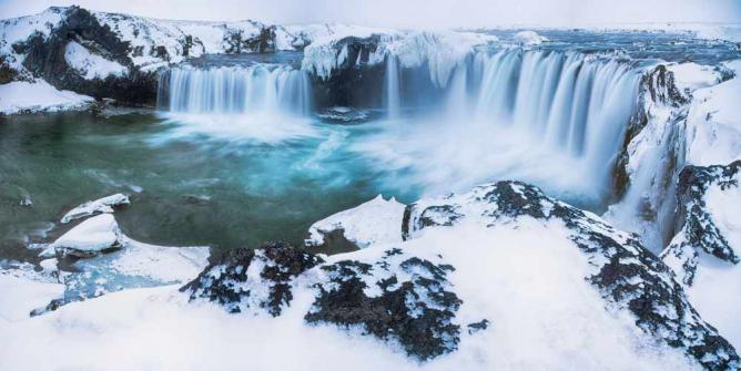 Godafoss | © greenzowie/Flickr