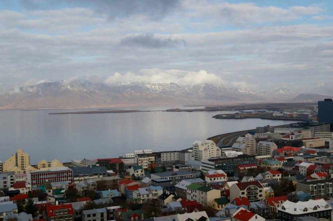 Reykjavik   © BryanPocius/Flickr