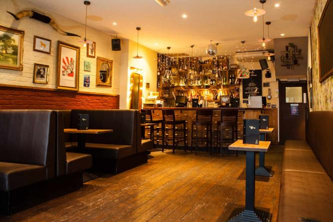 Balham's Lost & Found Bar | © Lost & Found