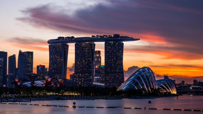 Singapore skyline   © Mac Qin/Flickr