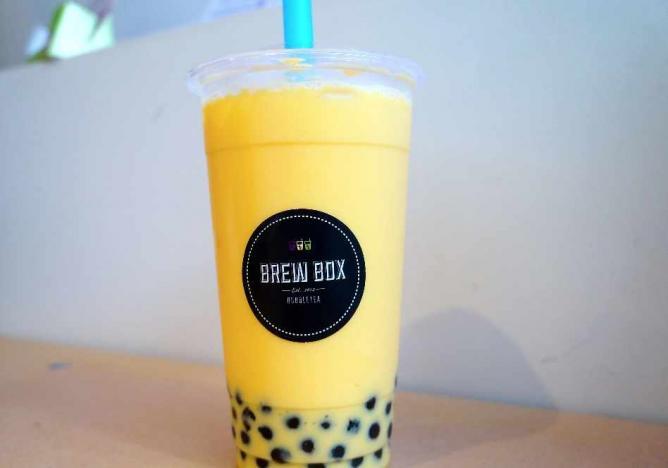 Brew Box Bubble Tea | © Jessie Lim