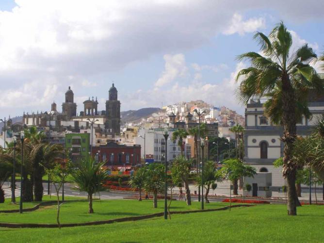 Las Palmas Vegueta by Rol247/Flickr