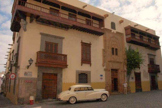 La Casa Museo de Colon by azuaje/Flickr