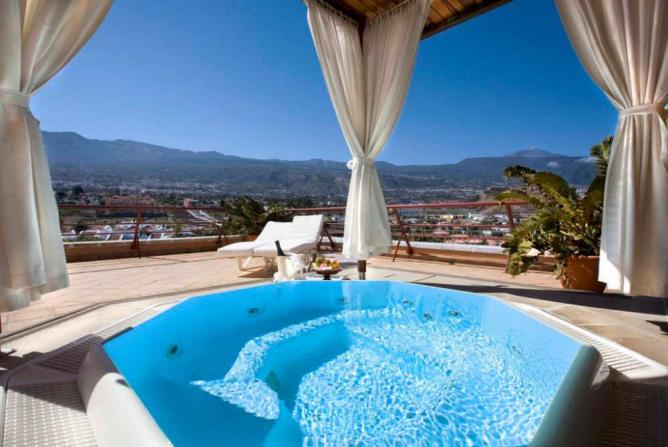 The 10 best cultural and boutique hotels in tenerife for Decor international tenerife