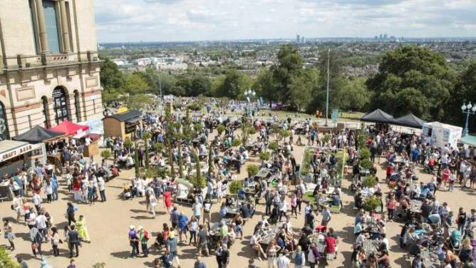 Street Food and Craft Beer Festival | © Alexandra Palace