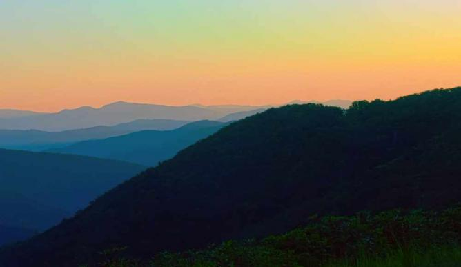 The Appalachian Mountains | © PublicDomainPictures/pixabay