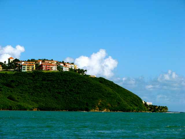The view of Icacos Island when sailing | © Jeff Gunn/Flickr