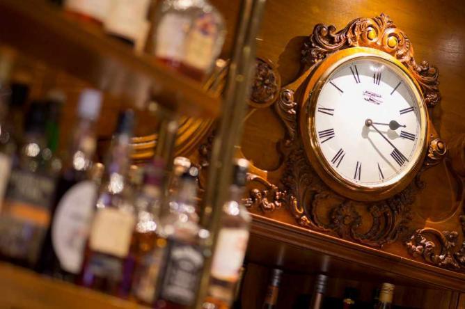 Stars Bar | Courtesy Grand Hotel Zermatterhof