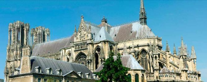 Cathédrale Notre-Dame de Reims | © crolnad/WikiCommons