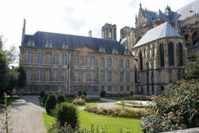 Palais du Tau | © Ludovic Péron/WikiCommons