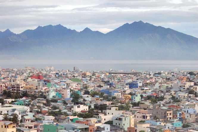 Da Nang Cityscape | © Jess Sloss/Wikimedia Commons