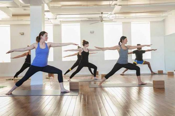 Union Yoga + Wellness | Courtesy of Union Yoga + Wellness