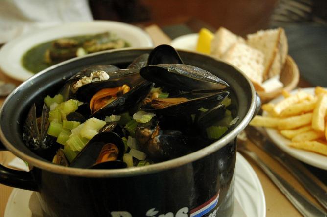 Mussels l © Jpatokal/WikiCommons