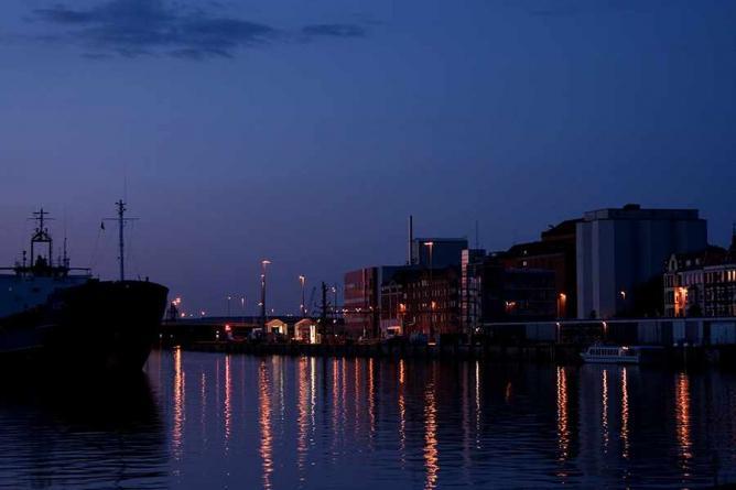 View from the Media Docks ©LaurentGoletz/Flickr
