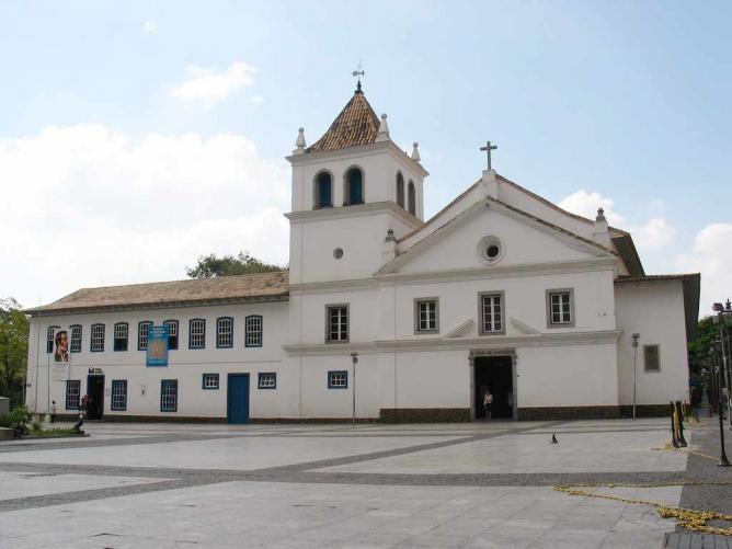 Pateo do Collegio Church © Mayra Chiachia/WikiCommons