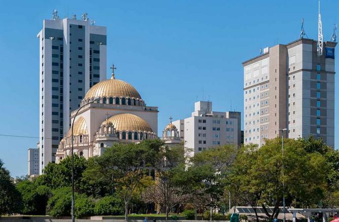 Catedral Metropolitana Ortodoxa © The Photographer/WikiCommons