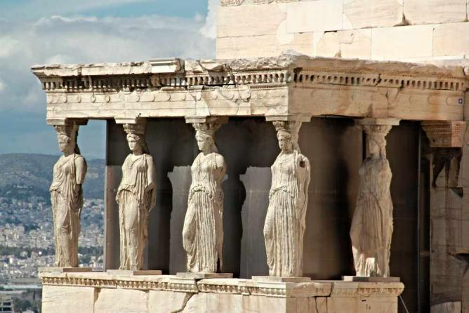 10 Of The Most Amazing Ancient Sites In Greece
