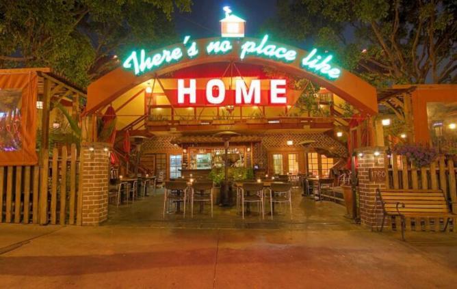 Home Restaurant | © Home Restaurant