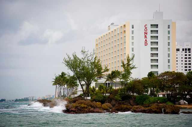 Conrad San Juan Condado Plaza Hotel | © vxla/Flickr