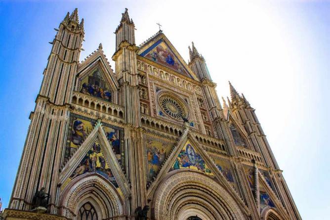 Orvieto's Duomo