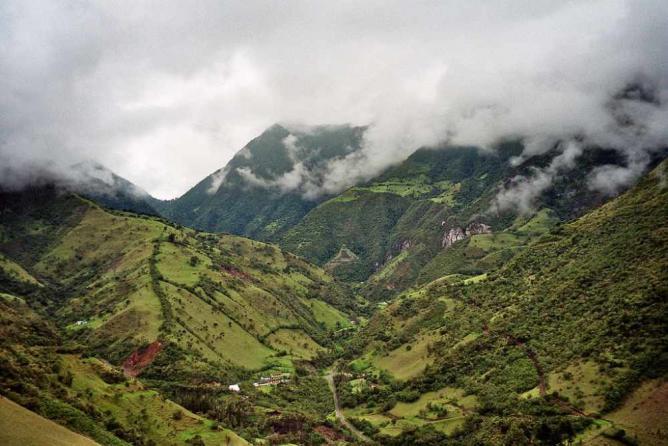 Mindo, Ecuador | (c) Ayacop/WikiCommons
