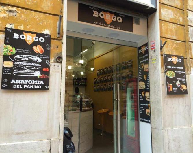Borgo 139 | Courtesy of Borgo 139
