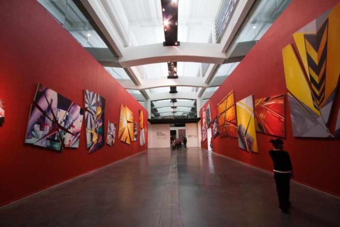 Ullens Center for Contemporary Art © Matthew Stinson/Flickr