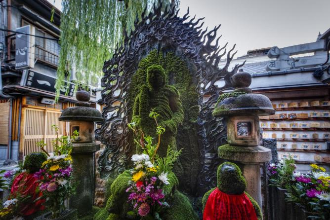 The Most Beautiful Public Sculptures In Osaka